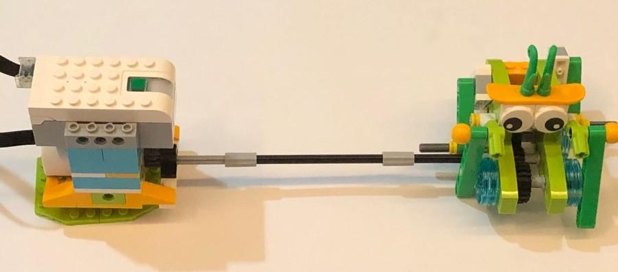 Spinner model